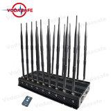 Сотовый телефон сигнал блокировки всплывающих окон изолировать для всех мобильных телефонов 4G/3G/2g // Gpsl2.4G Wi-Fi1-L5/Walkie-Talkieuhf/ОВЧ/кражи Lojack/RC433Мгц/315МГЦ он отправляет сигнал