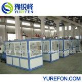 El plástico Tubo de PVC doble línea de maquinaria de extrusión de tubo de conductos eléctricos