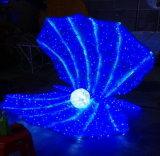 Индикатор 3D-Форма оболочки светодиодный индикатор LED Рождество декоративного освещения
