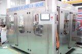 A linha de produção da fábrica de Água Mineral Garrafa de Enchimento de lavar a etiquetagem de nivelamento da máquina de embalagem