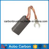 Morgan Escova de Carvão D104 Material Electrografite
