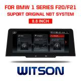 """Grande automobile DVD 8.8 dello schermo di Witson BMW """" per BMW 1 serie F20/F21 (2017)"""