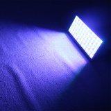 144pcs DMX512 Sound/Contrôle automatique de scène à LED RVB Disco Lumière stroboscopique