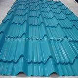 Vorgestrichene galvanisierte glasig-glänzende PPGI/PPGL Dach-Blätter der Dach-Fliese-