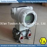 Transmisor de presión diferencial industrial para el combustible, aceite, gas, vapor, aire