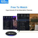 아랍 IPTV Qhdtv 아랍어를 위한 Sunnzo 인조 인간 텔레비젼 상자를 가진 1 년 Suscription 또는 터어키 또는 프랑스 스페인 IPTV Chanels 안정 포장