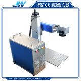 machine de marquage au laser à fibre portable 20W pour le Métal en plastique