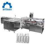 A poupança de energia Supositório Via máquina de enchimento das máquinas de embalagem de fábrica