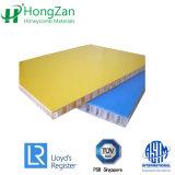 Prodotto di plastica personalizzato di alta qualità con la memoria di favo dei pp