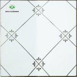 Plafond décoratif polymériques en aluminium résistant au feu avec la norme ISO9001