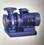 Horizontale elektrische Enden-Absaugung-zentrifugale Wasser-Pumpe für Feuerbekämpfung