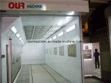 Großhandelsfabrik-Preis-Puder-Beschichtung-Spray-Stand, Puder-Farbanstrich-Maschine