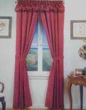 Pronto a cortina da janela
