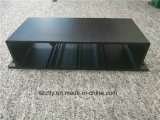 T5/T6 en aluminium/aluminium extrudé anodisé Profil de la plaque