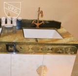 Dissipador sanitário de Cupc da mão da lavagem dos mercadorias sob a bacia contrária para o banheiro Sn016