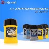 Ручка тела человека скорости Deodorant Washami 24hours