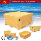 큰 양 물고기 얼음 냉각기 상자 물고기 보전 상자 물고기 수송 상자