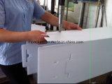 カートンボックスの代りの白いPP波形ボックスかCorrex型抜きのプラスチックボックス