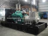 3 die de Generator van de Luifel van de Container van de fase 50Hz 500kVA 20FT door Cummins wordt aangedreven