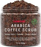 Naturel organique sous étiquette privée Café Arabica Body Scrub
