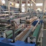 Automatischer Betrag-Band-Abfall-Beutel, der Maschine herstellt