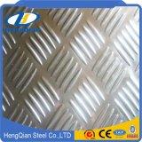 Texture en relief/201 304 430 316L feuille décorative de couleur en acier inoxydable