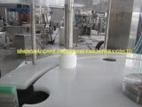 Máquina de rellenar en botella rotatoria del polvo