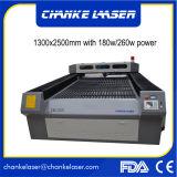 macchinario dell'incisione del laser del CO2 di 1300X2500mm per il compensato di plastica acrilico di legno del MDF del tessuto