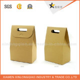 De Goedkope Zak van uitstekende kwaliteit van het Document van het Recycling Duurzame Kraftpapier voor het Winkelen
