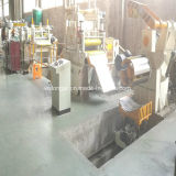 La ligne de tonte de bobine pour le roulis chaud., laminent à froid, matériau en métal de solides solubles et ainsi de suite