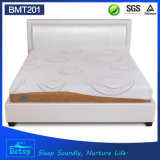 Soem komprimierte Schaumgummi-Matratze 20cm hoch mit entspannendem Speicher-Schaumgummi und abnehmbarem und waschbarem Deckel