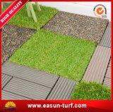 عمليّة بيع حارّ يرتّب أخضر يشتبك اصطناعيّة عشب قرميد