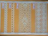 Ordinateur de fils de coton de machine de tissage de lacet