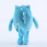 Papier en peluche mignon fait sur mesure Carton Character Mascot Doll Toy