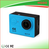 """2.0 """" mini appareil-photo d'action du WiFi 4k d'affichage à cristaux liquides pour des sports en plein air"""