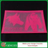 Vinilo fácil del traspaso térmico del PVC de la cáscara de Qingyi para la camiseta