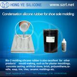 Gomma di silicone liquida per la fabbricazione della muffa del pattino