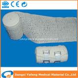 Fabricante elástico da atadura do Crepe da cor da pele