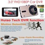 """Камера черточки камкордера автомобиля Hot&Cheap 3.0 """" полная HD1080p построенная с объективом 5.0mega CMOS, H264. Видеозаписывающее устройство цифров, HDMI вне передвижное DVR-3013"""