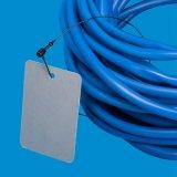 [Sinfoo] 8 pulgadas de los pasadores de lazo de plástico fijador (PL007C-8)