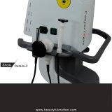 Radiofrecuencia capacitiva monopolar profesional de la máquina de belleza corporal