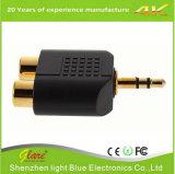adapter van de Hoofdtelefoon van 3.5mm de Audio