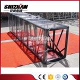 Shizhanの粉の黒い正方形アルミニウムボルトまたはねじトラス