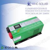 Inverseur de système d'UPS picovolte de l'inverseur 2000W d'énergie solaire à C.A. de C.C
