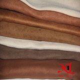 Tecido de camurça de poliéster 100% para sofá / Têxtil / Estofados