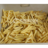 Las papas fritas de corte, máquina de corte de patata, procesador FC-502