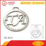 Custom Design Metall Etiketten und Tags für Dekoration