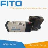 Type bi-directionnel vanne électromagnétique de qualité testé par 100%