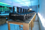 熱い販売の広州の段階の照明200W穂軸白いLEDのプロフィールの点の楕円形のズームレンズ12° -40°