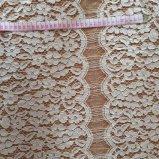 Vestido de noiva de cordão grossa Tecido de renda (M2156)